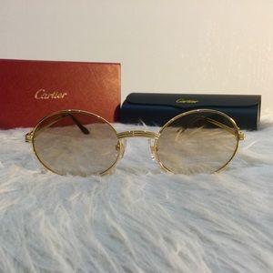 Other - Vintage Cartier Sunglasses